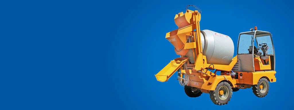 Concrete Mixers & Dumpers
